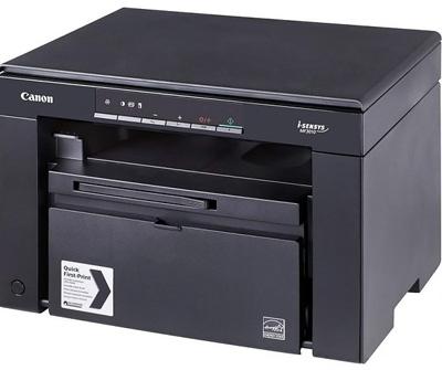 Как узнать количество страниц, отпечатанных МФУ Canon i-SENSYS MF3010?