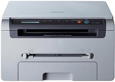 Сколько страниц напечатал принтер SCX-4200/SCX-4220?