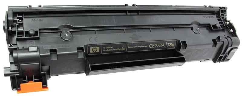 Стартовый картридж CE278A Introductory