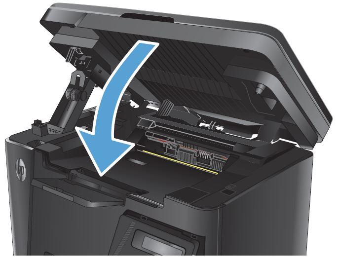 Установка в принтер CF283A