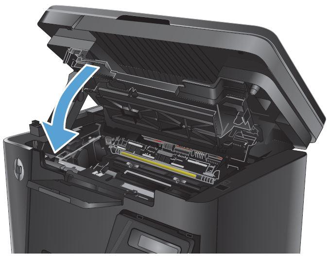 Установка HP CF283A