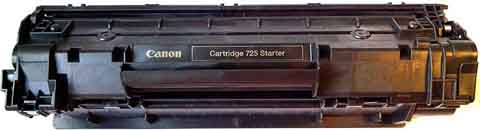 Картридж Canon 725 Starter