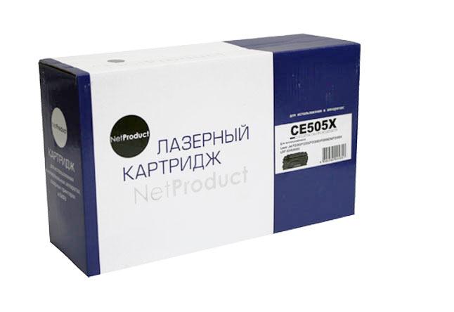 CE505X картридж для HP P2055
