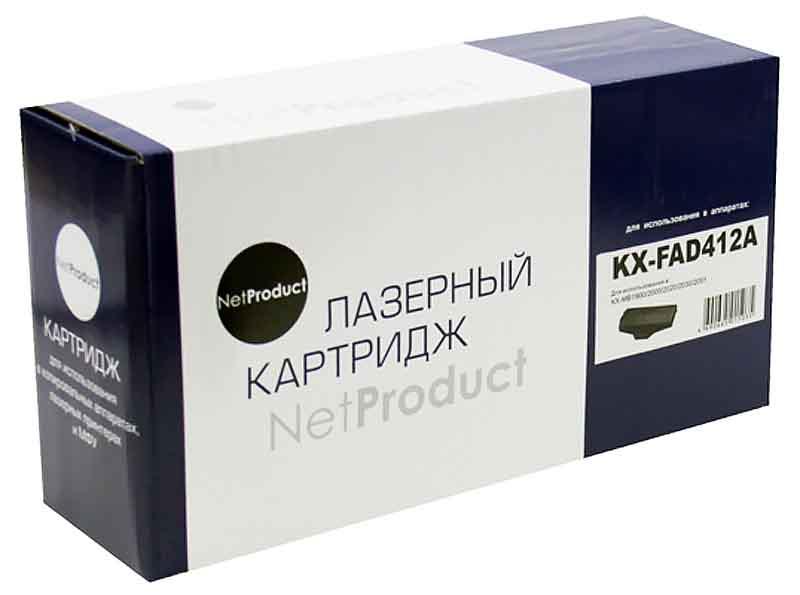 KX-FAD412A драм-юнит (фотобарабан) для MB1900, MB2000, MB2020, MB2030, MB2051, MB2061