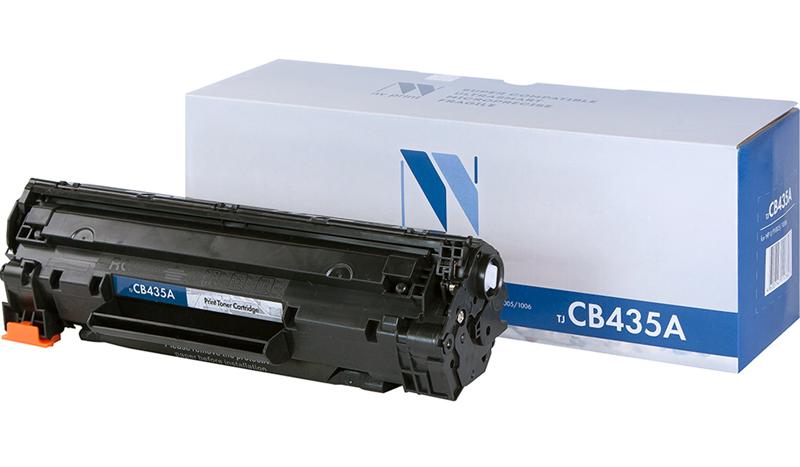 CB435A картридж для HP P1005, P1006, P1007, P1008