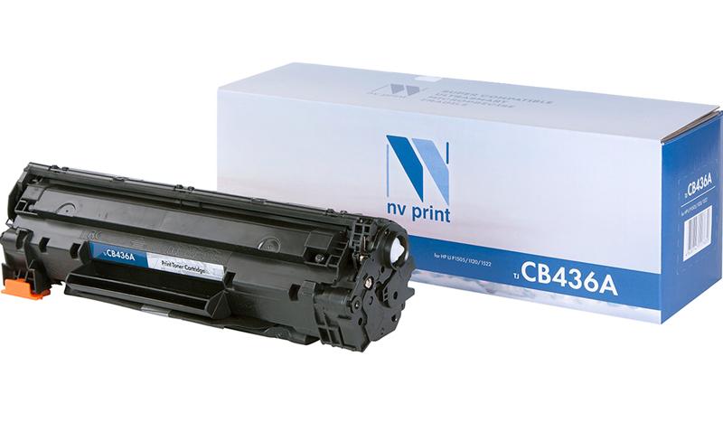 CB436A картридж для HP M1120, M1522, P1505