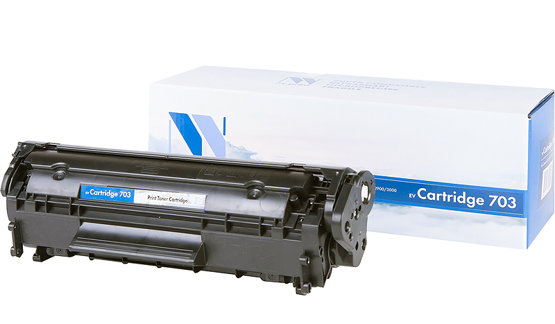 Картридж 703 для Canon LBP 2900, 3000 [Canon 703]