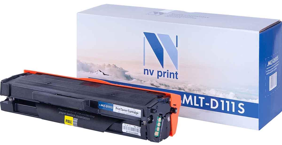 MLT-D111S, картридж для Samsung SL-M2020, 2070