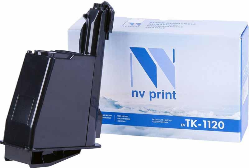 Картридж TK-1120 для Kyocera-Mita FS-1060DN, 1025MFP, 1125MFP
