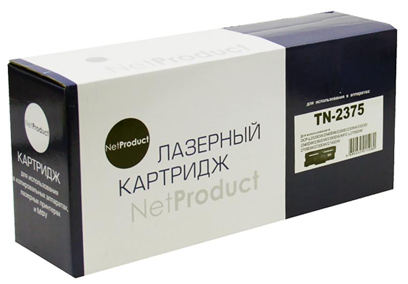 TN-2335 картридж для Brother HL L2300, L2340, L2360, L2365, DCP L2500, L2520, L2540, L2560, MFC L2700, L2720, L2740