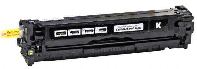 Black cartridge HP 125A